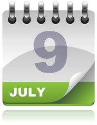9 July